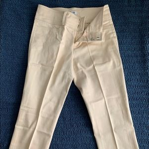 Cache ankle chinos